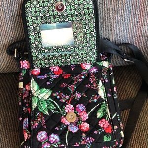 Vera Bradley Mini Hipster excellent condition